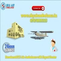 Unbelievable ICU Configured Air Ambulance Service in Aligarh