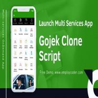 Gojek Clone Script  Employcoder